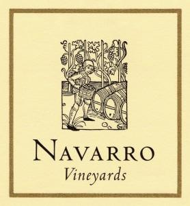 Navarro Vineyards Logo